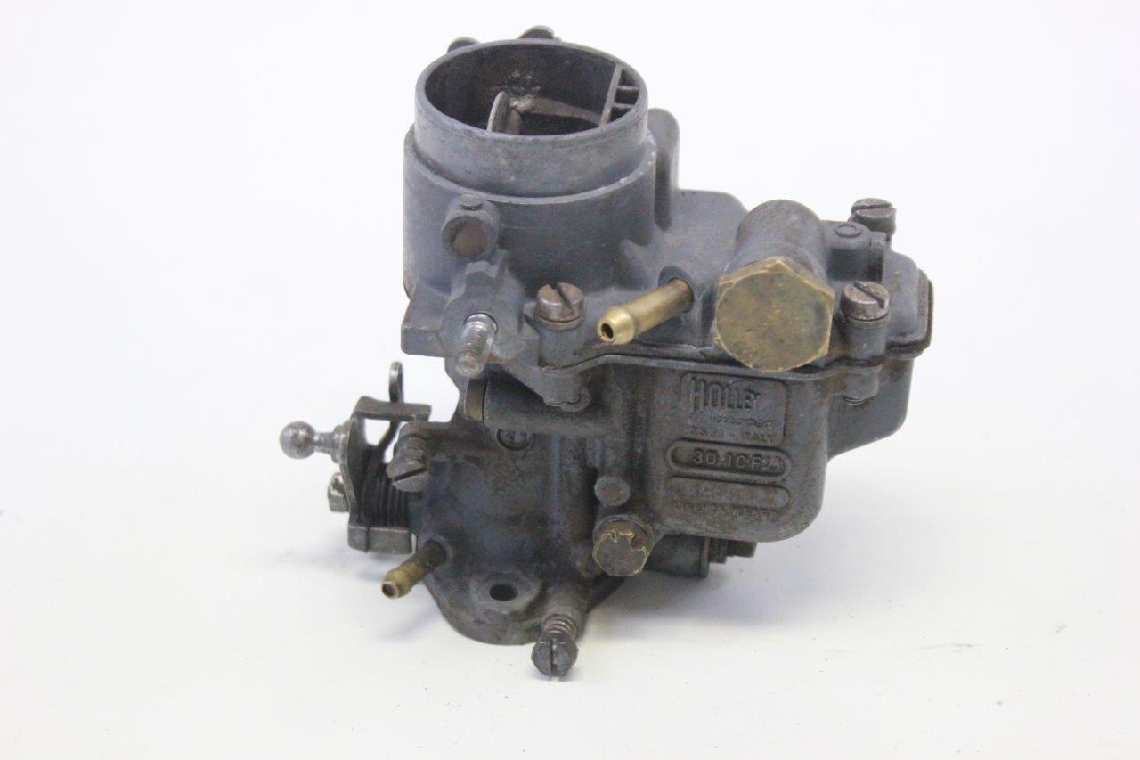 carburetor Holley