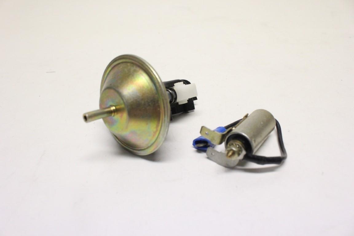 ignition distributor vacuum regulator