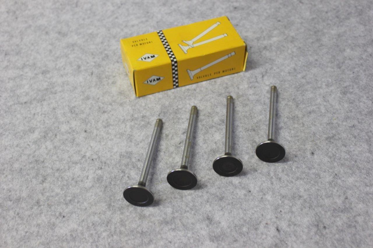 exhaust valves set