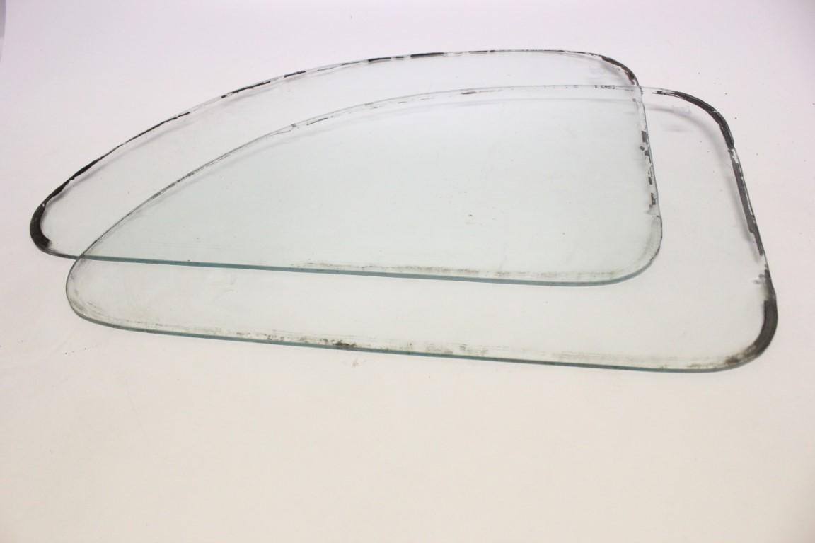2x side window glass