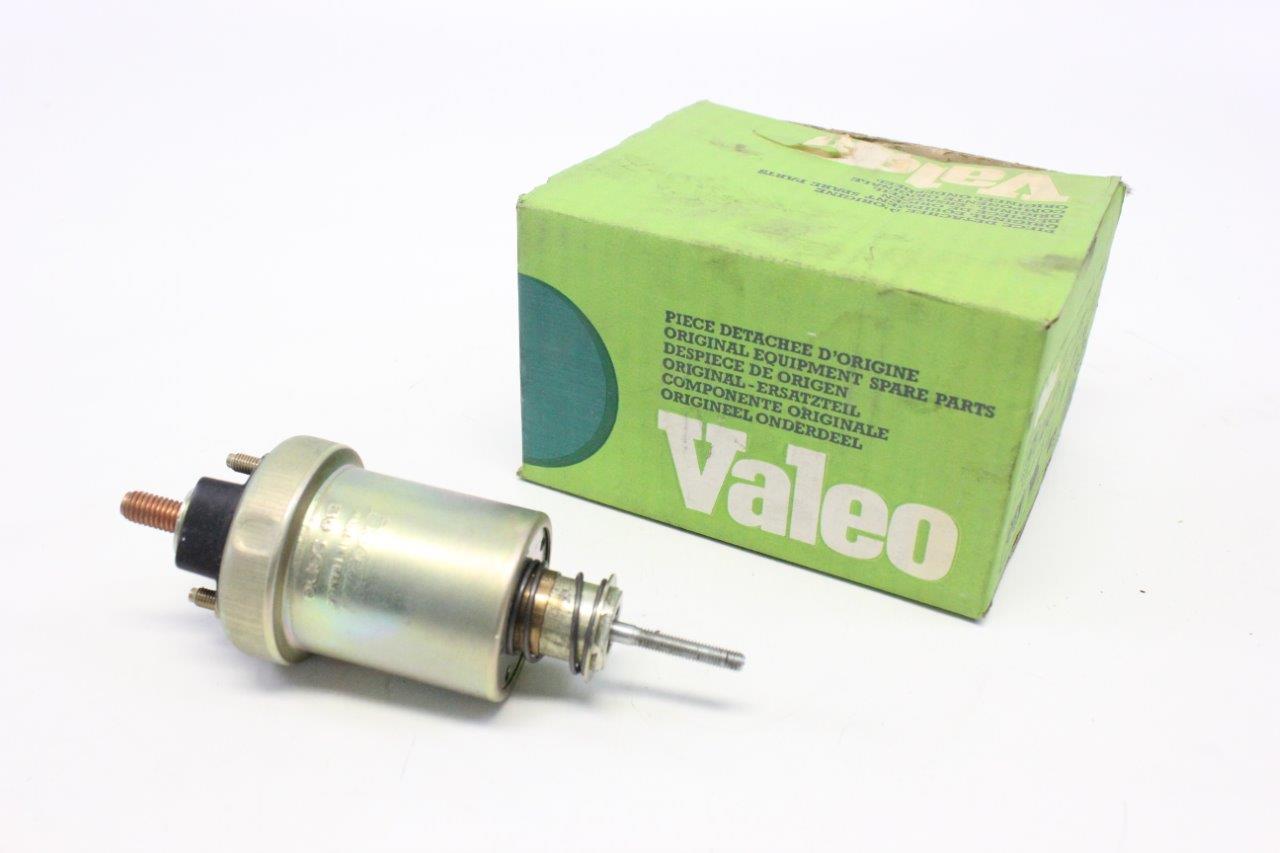 starter motor solenoid