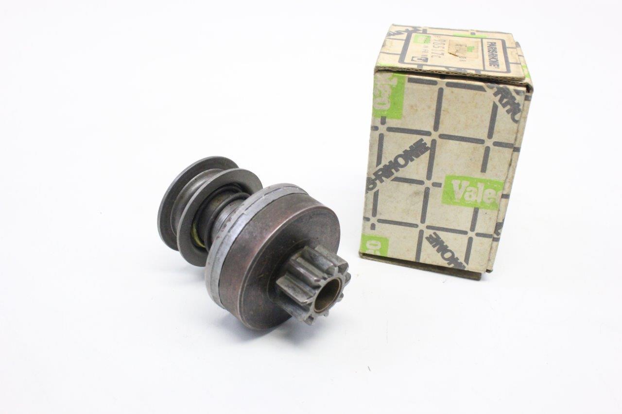 starter motor drive gear