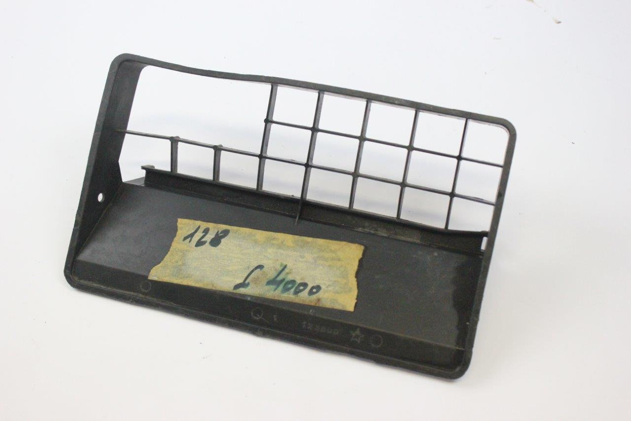 interior heater air inlet mesh
