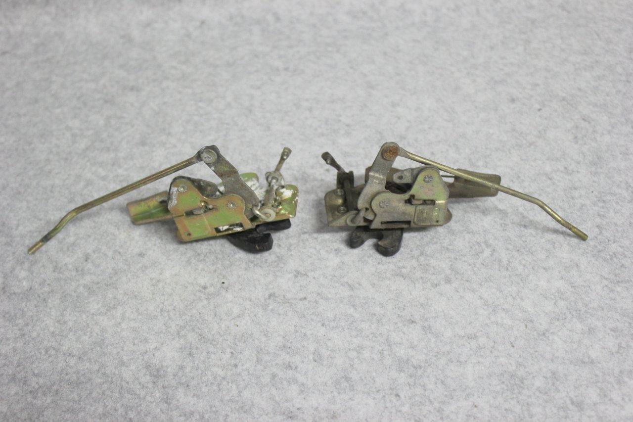 Autobianchi A112 door locking mechanisms left right