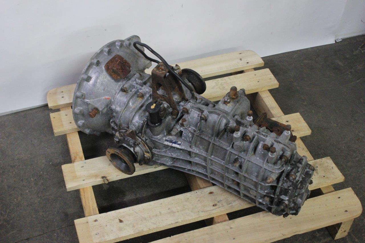 4-speed gearbox