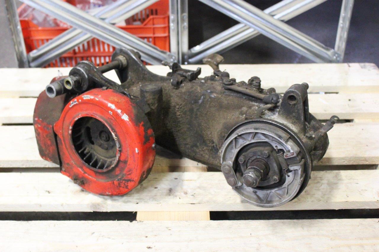 incomplete engine