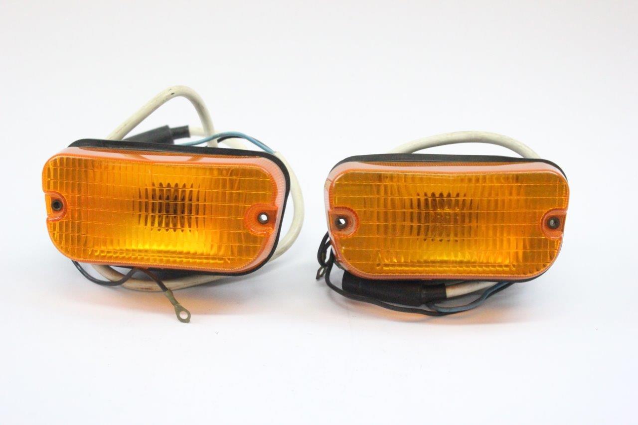 front turn lights