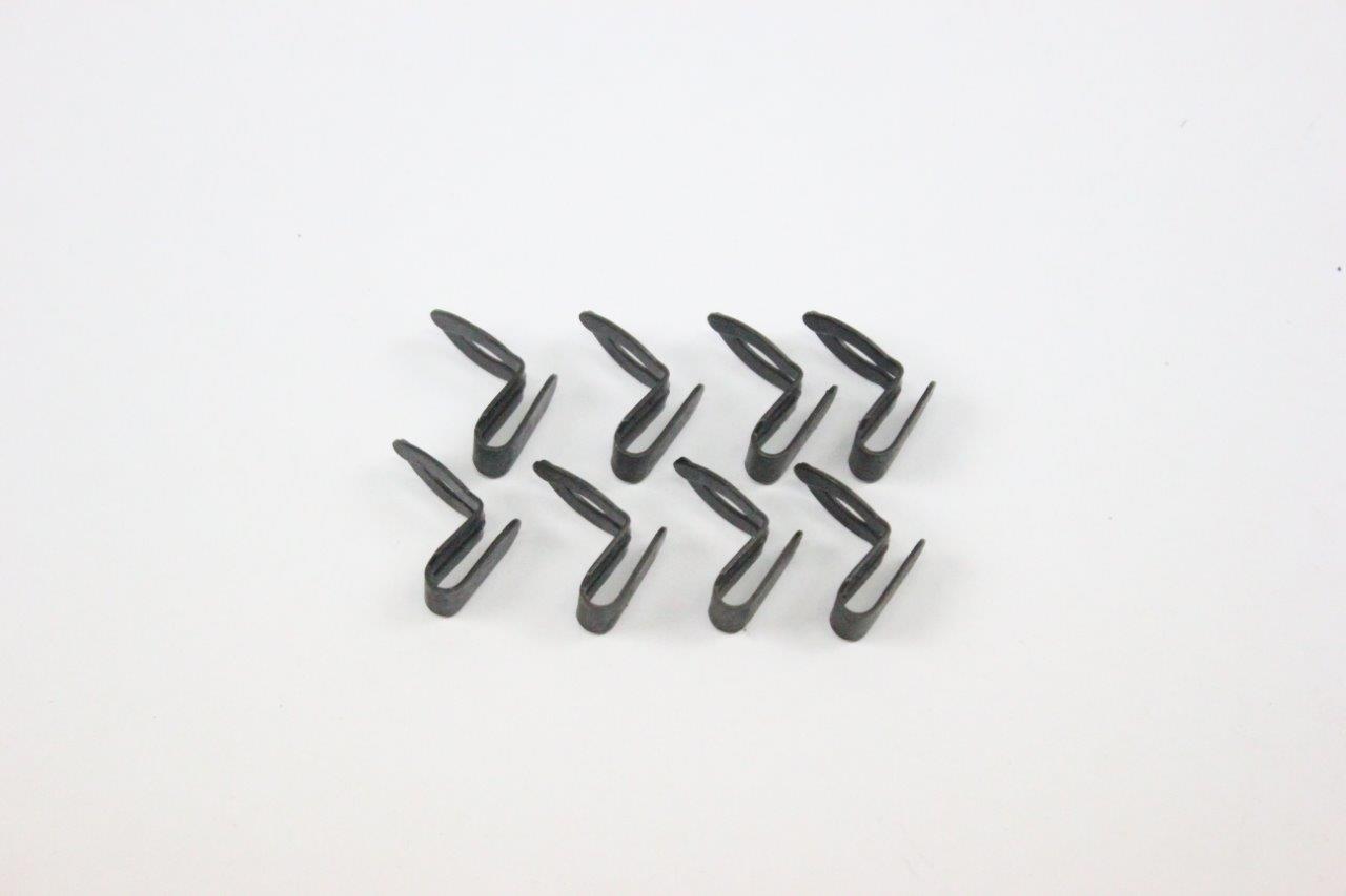 doorcards metal fixing clips