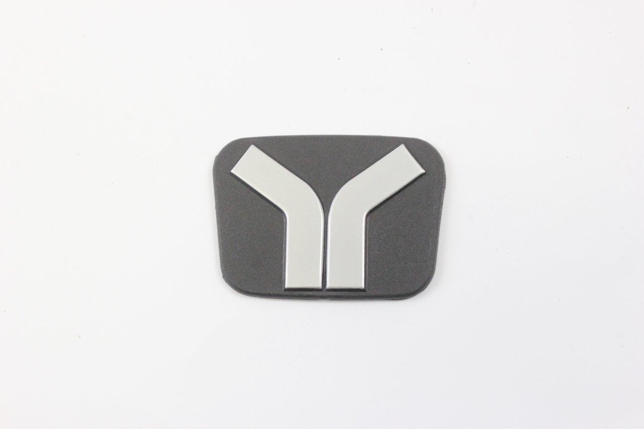 front hood badge