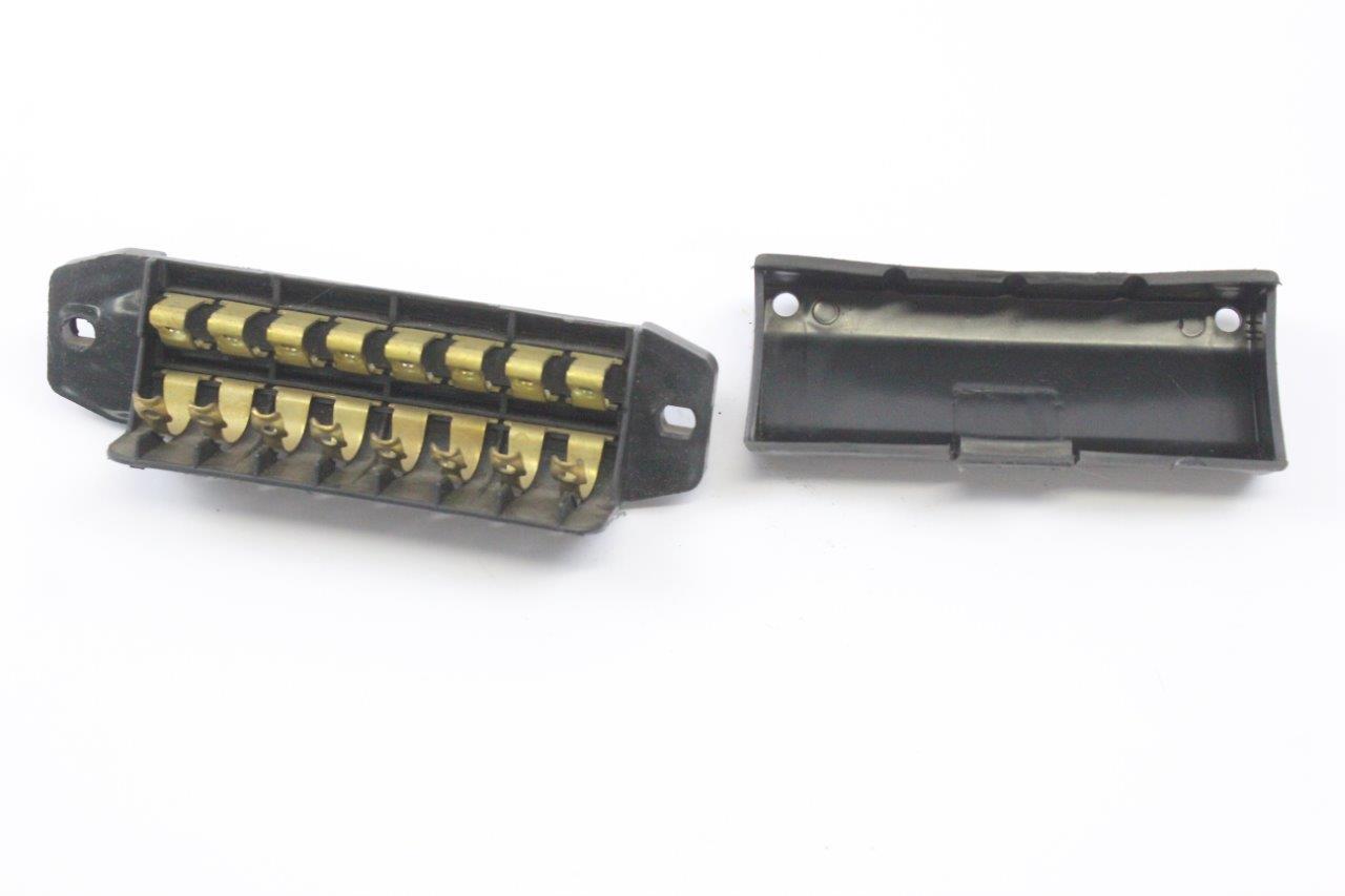 fiat 127 600 e 850 900 autobianchi a112 fuse box 8 fuses | oldtimer shop  oldtimer shop