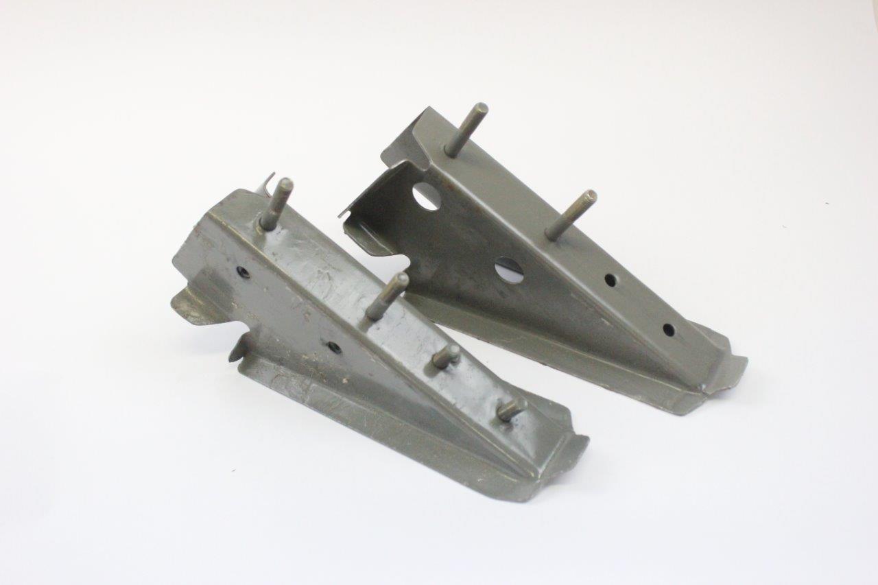 front suspension body parts