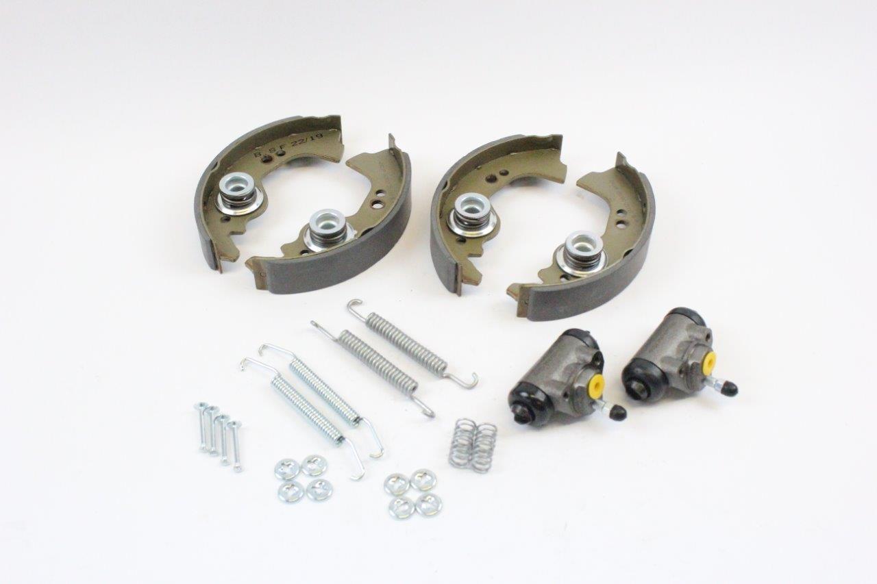 2x rear brakes kit