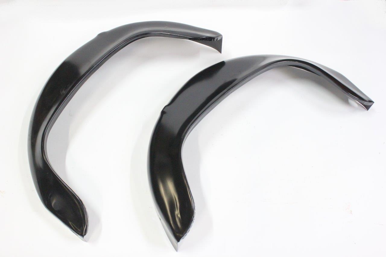 rear fenders inner trims