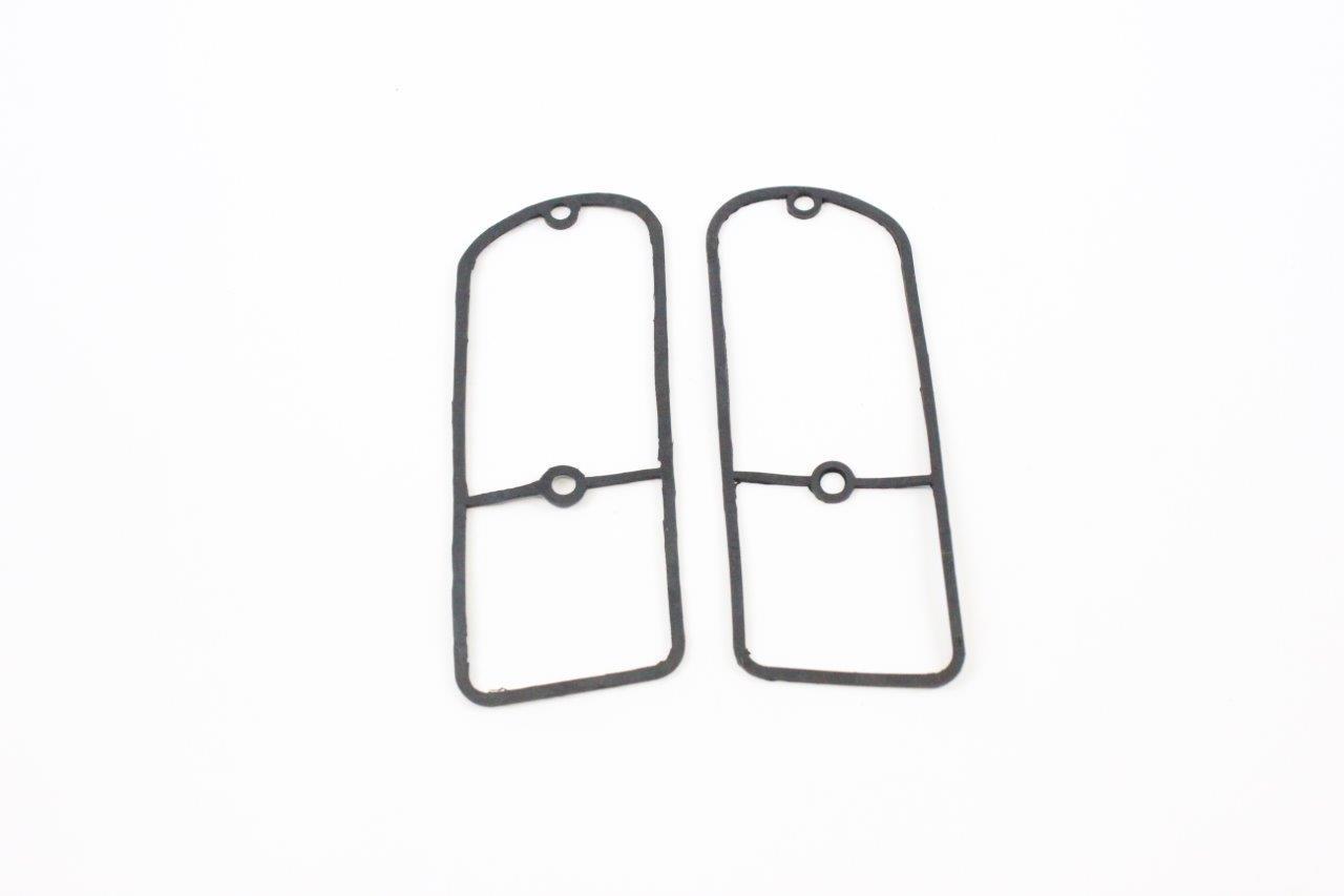 2x rear light rubber seal
