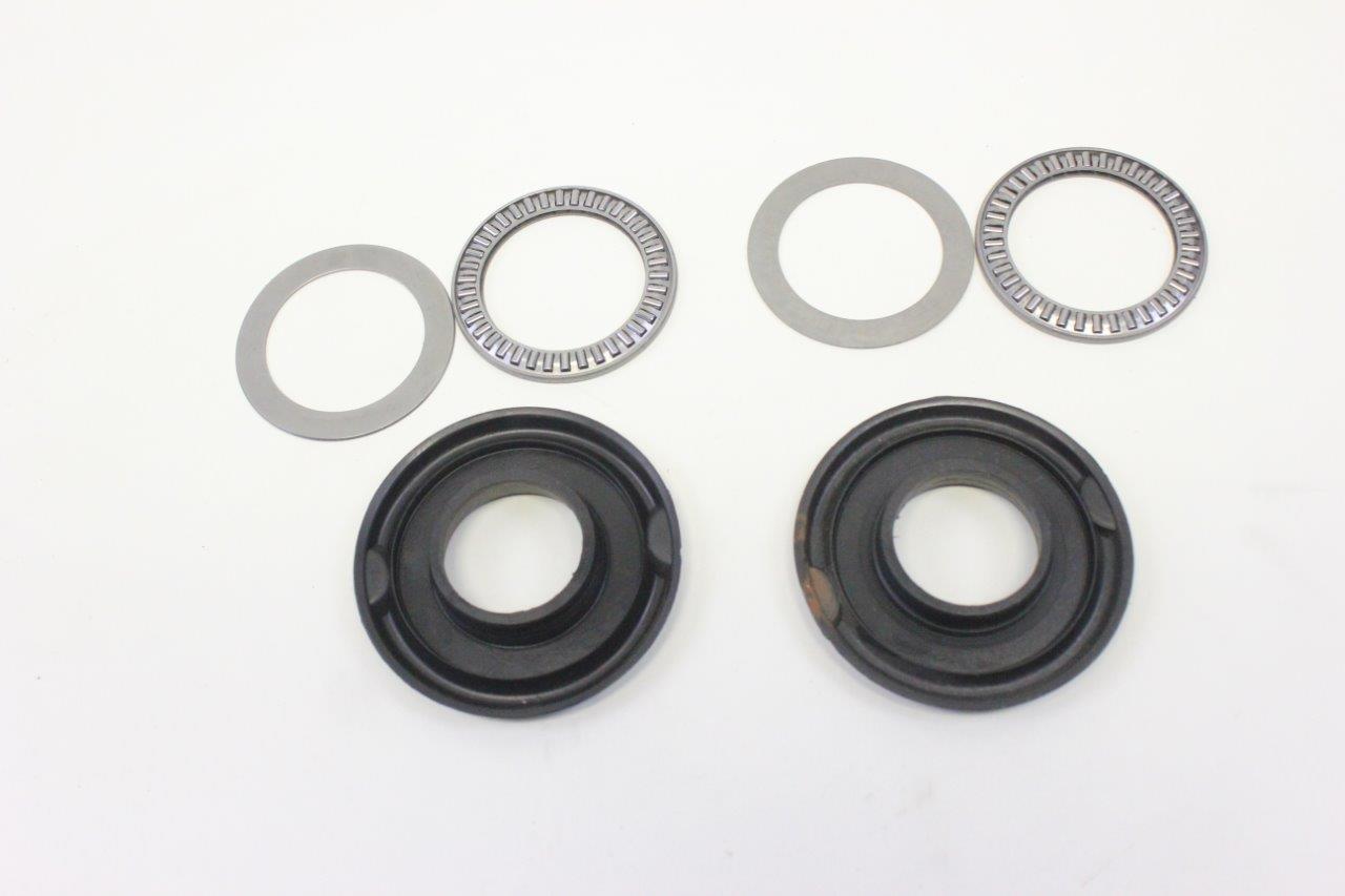2x front suspension top bearing kit
