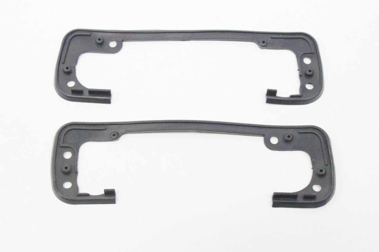 2x exterior door handle rubber seal