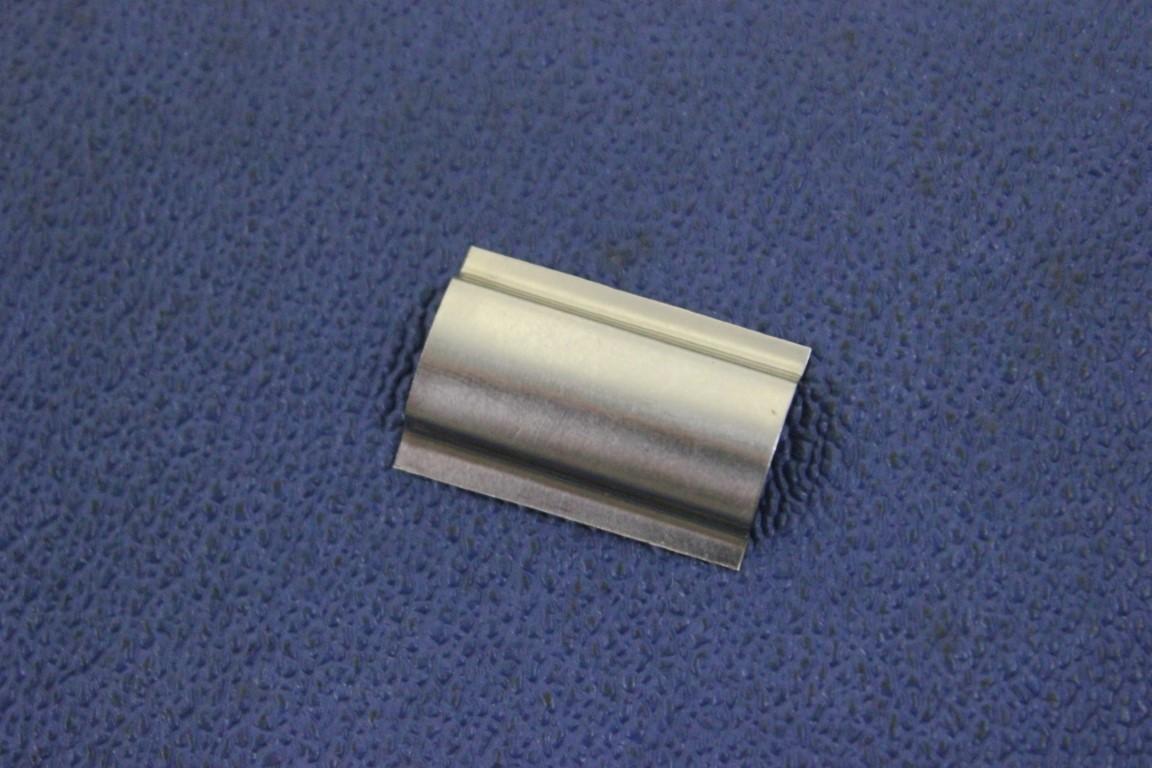 moulding insert lock clip