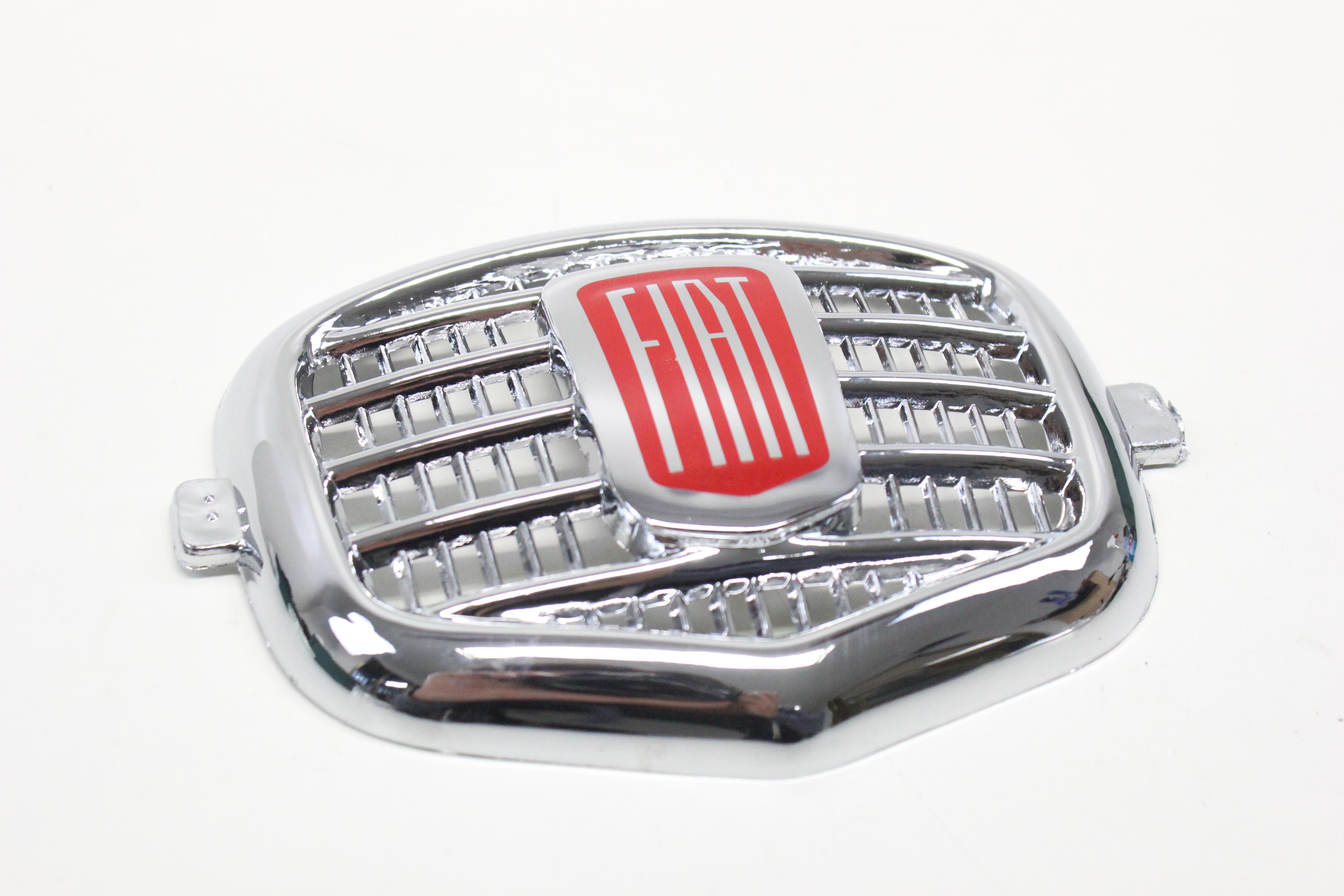 front cowling emblem