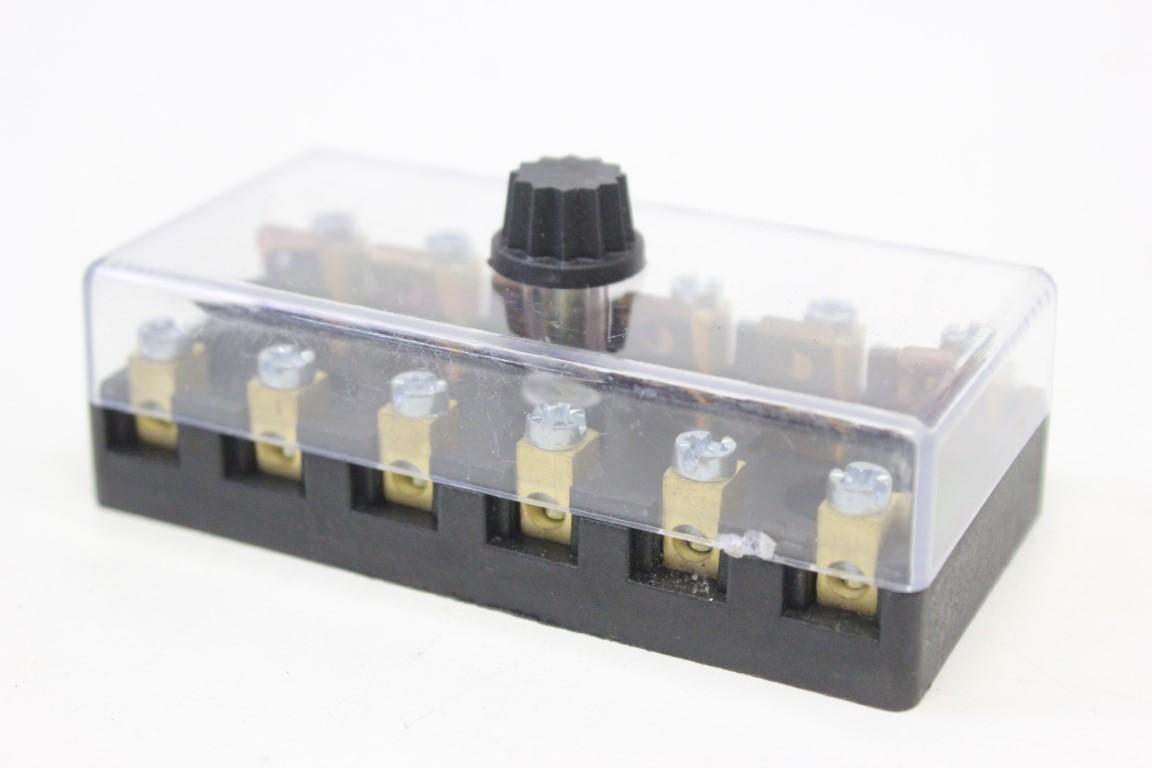 wiring fuses box