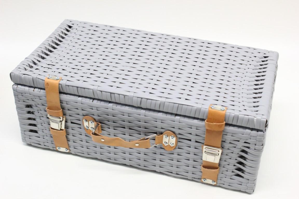 vintage car suitcase