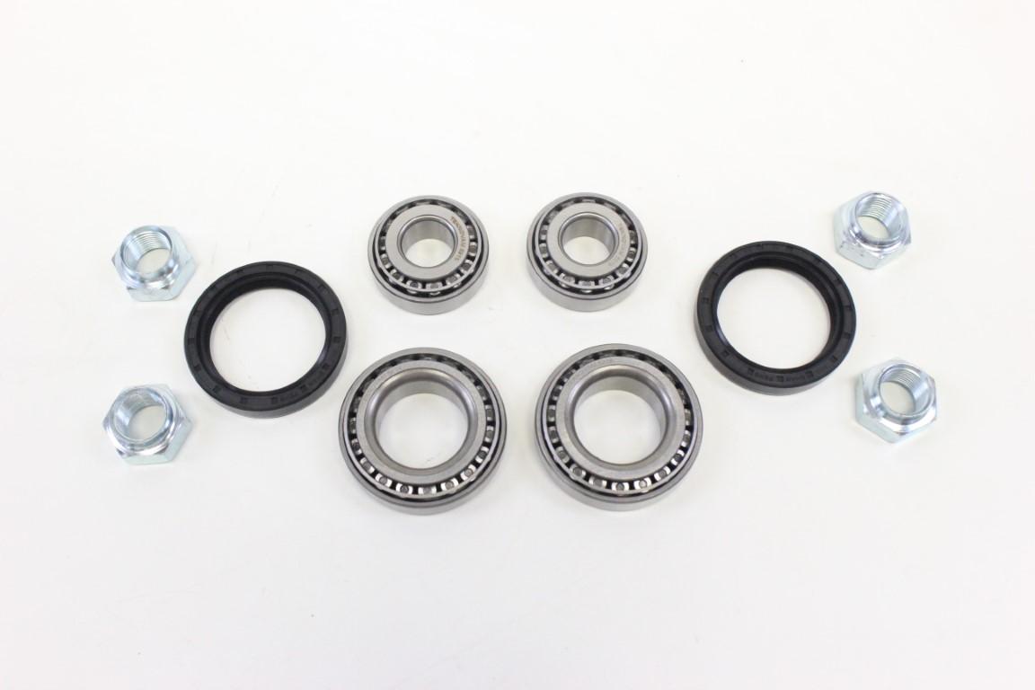 2x front wheel bearing kit
