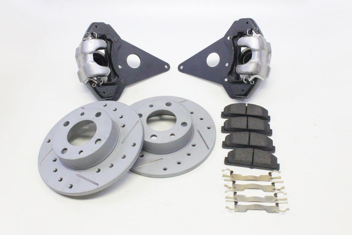front wheels brake disc kit