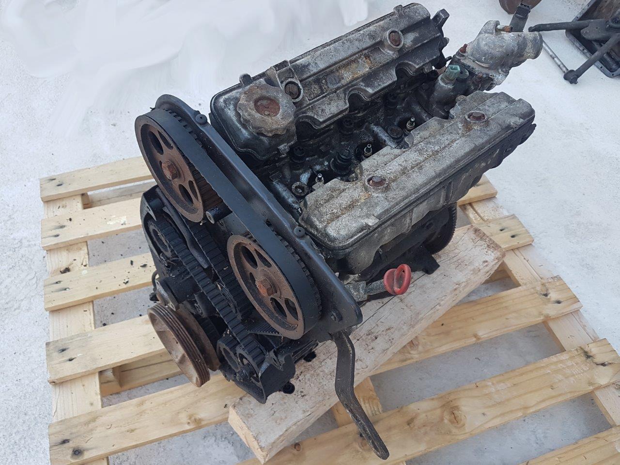 DOHC motor