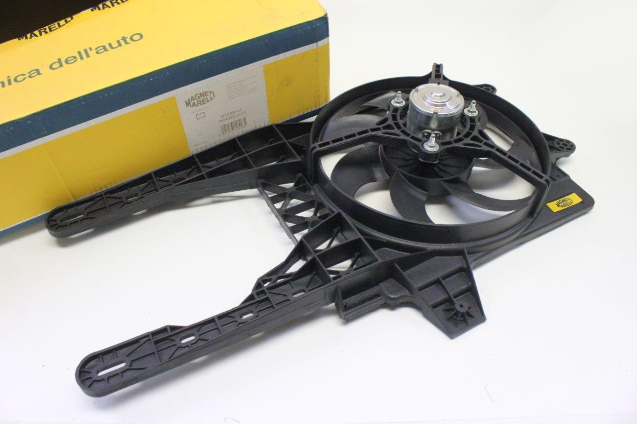 engine cooler fan