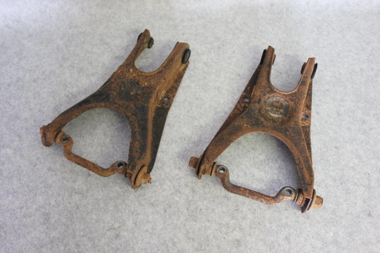 rear suspension arms