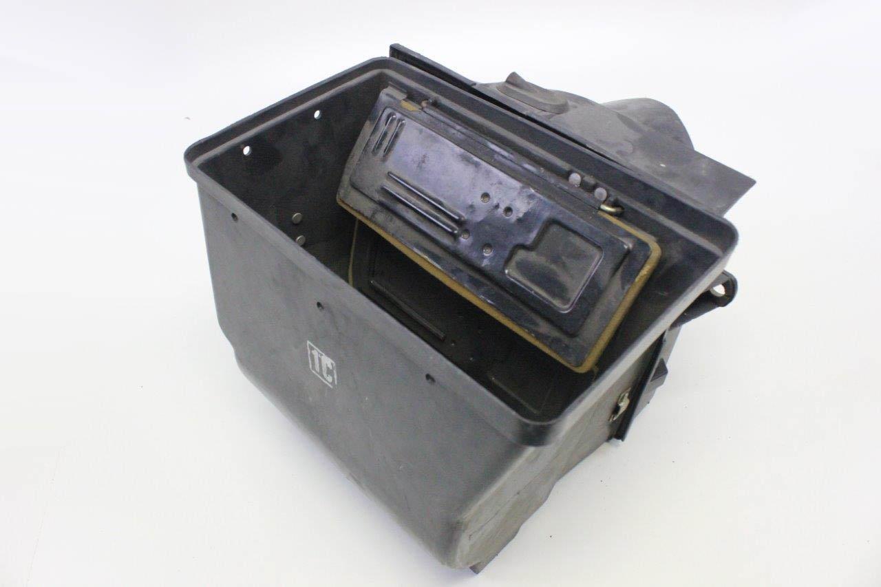 cabin heater box