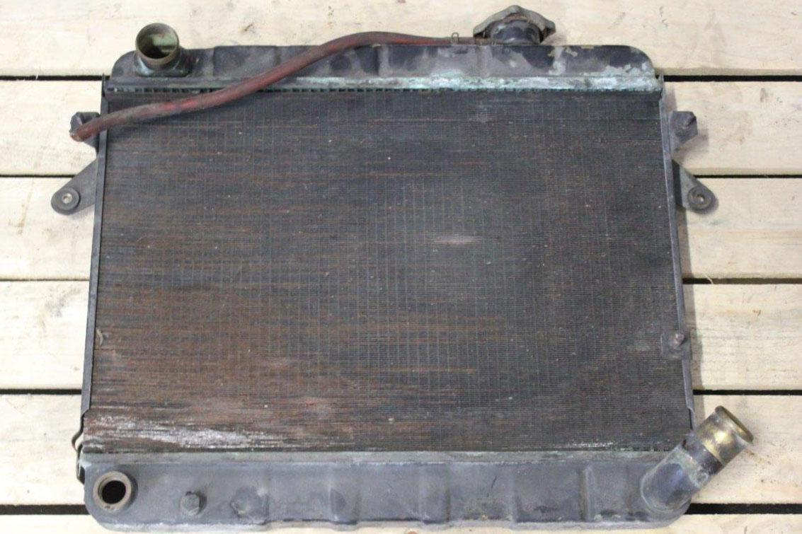 engine cooler