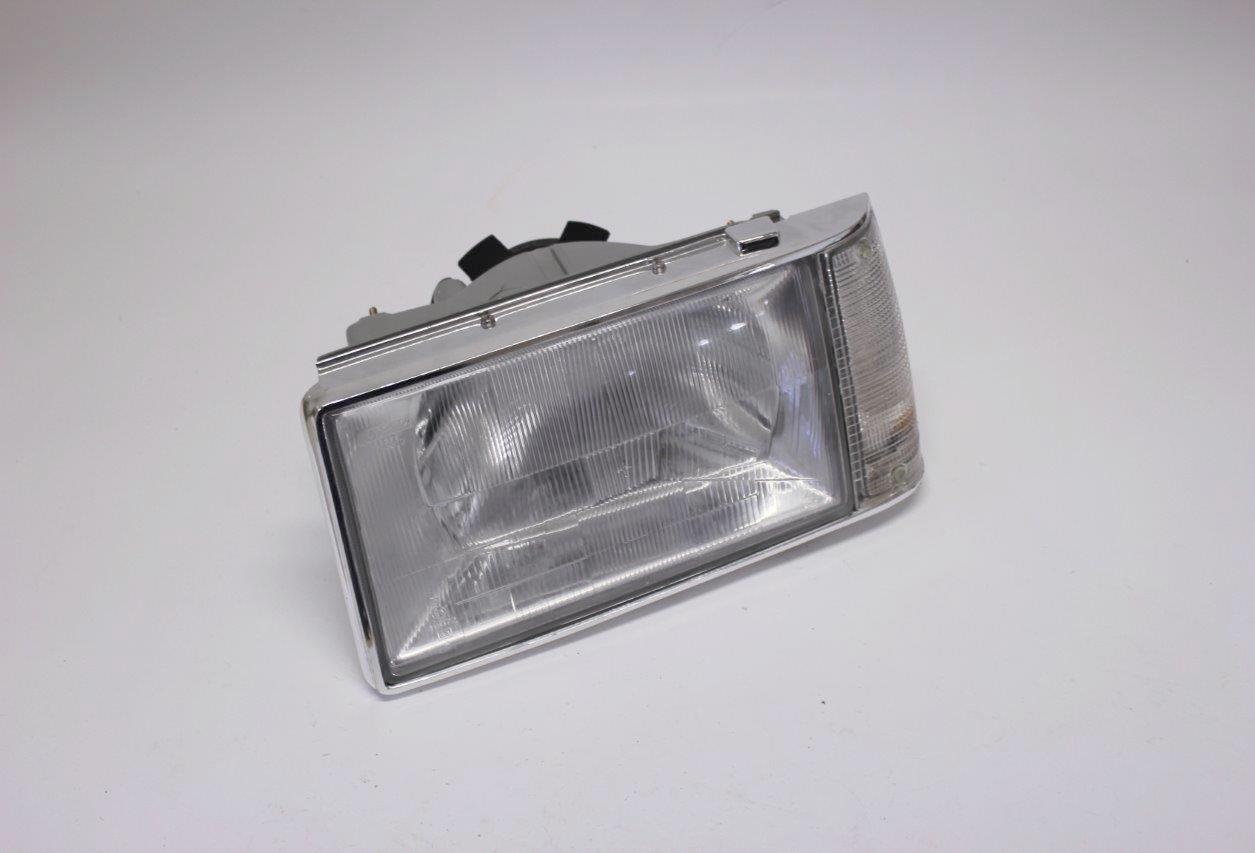 left headlight SIEM