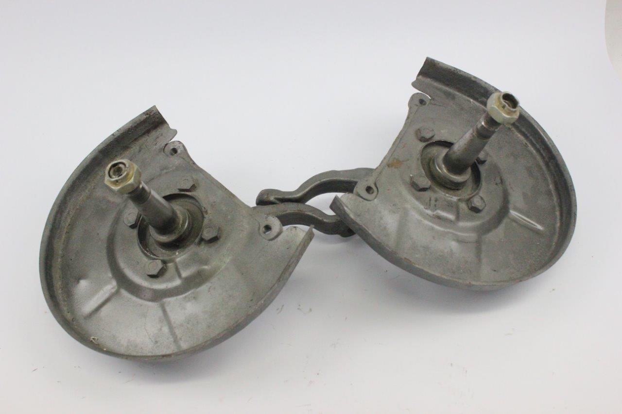 front suspension stub axles