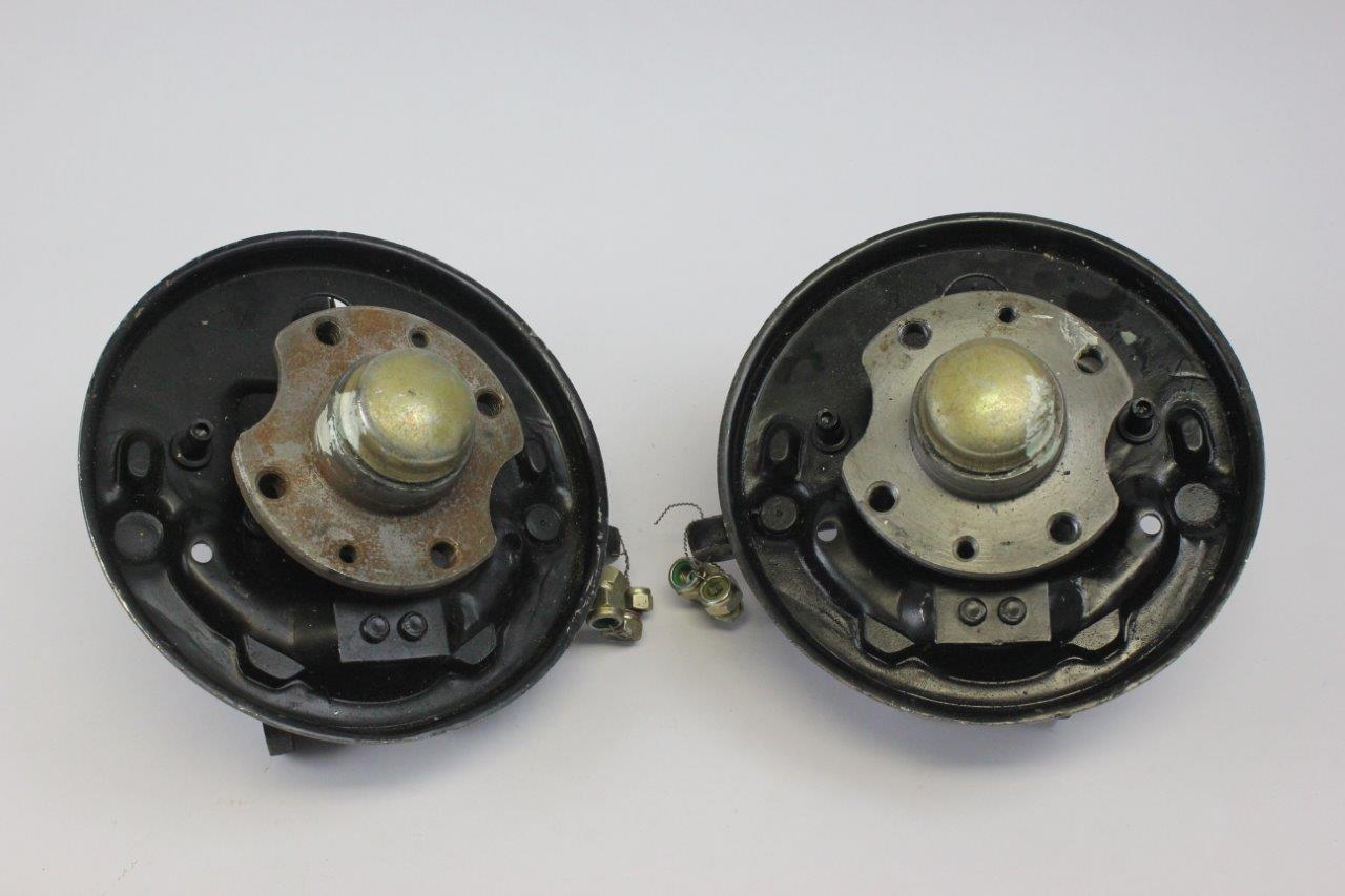 front wheel hubs
