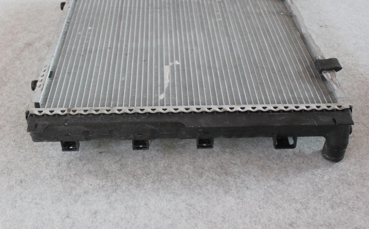 Mercedes Benz W124 Coupe E-class engine radiator cooler | Oldtimer shop