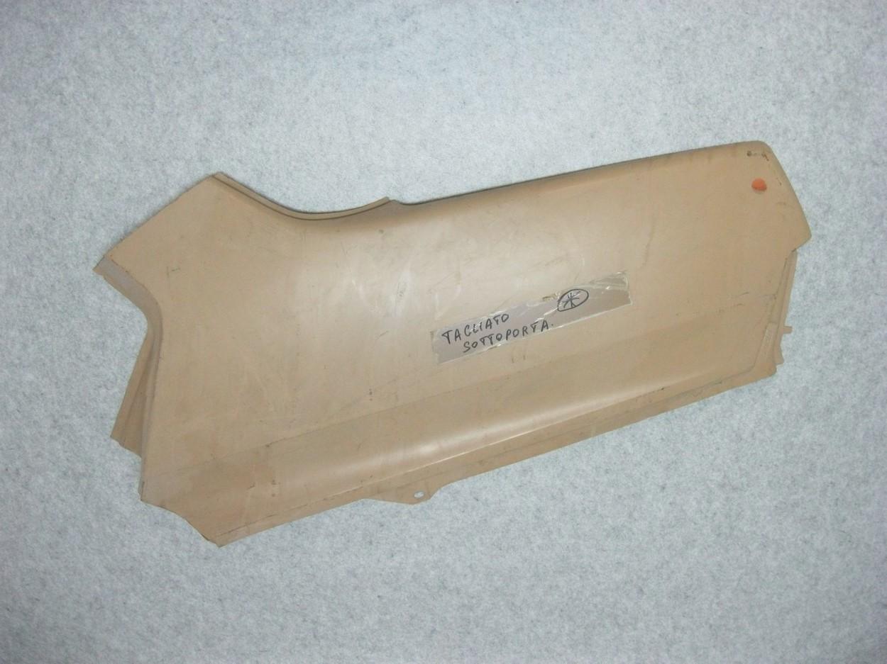 rear left body panel