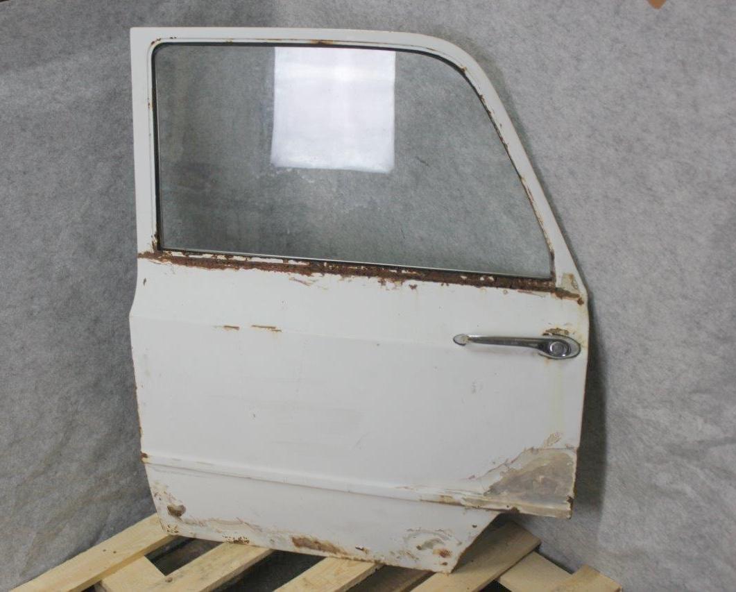 rear left door