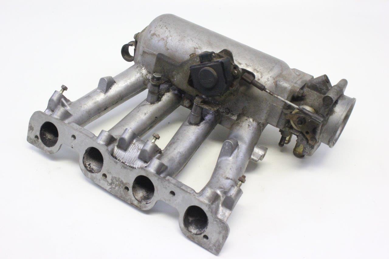 intake manifold with Weber hatch