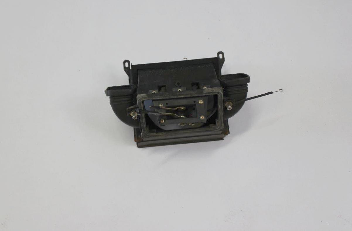 interior heater bottom part