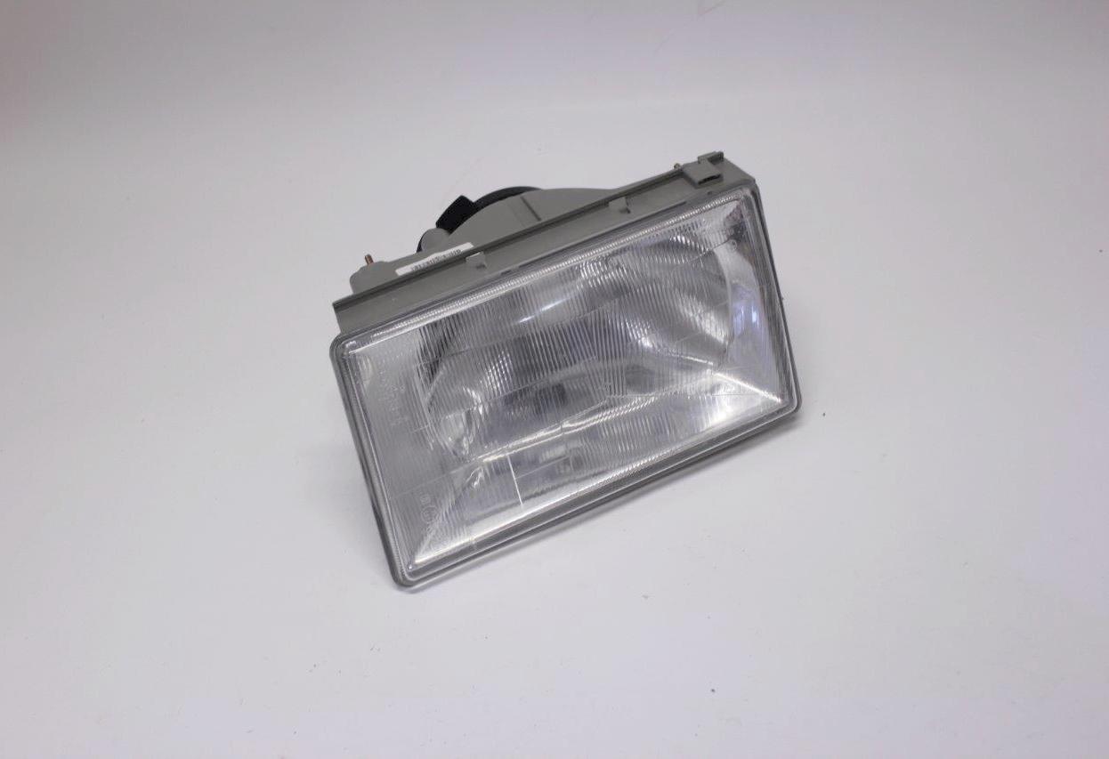 left headlight