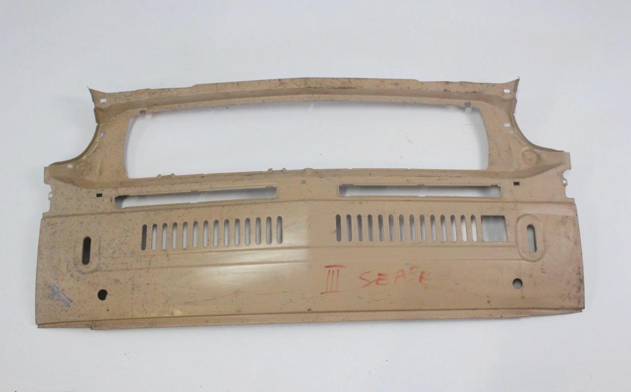 front body panel