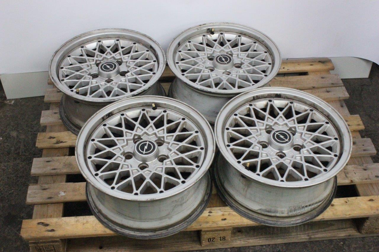 4x alloy rim
