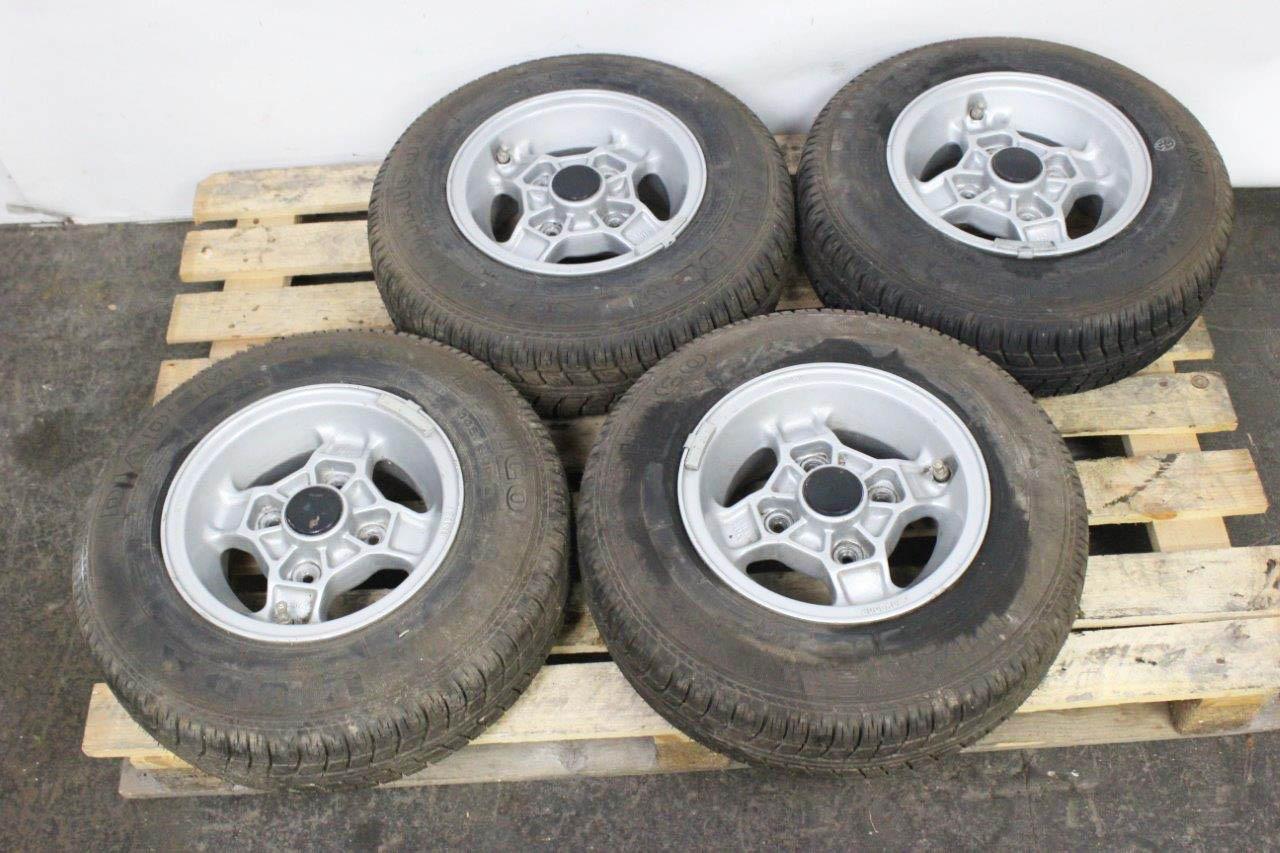 4x Cromodora wheel
