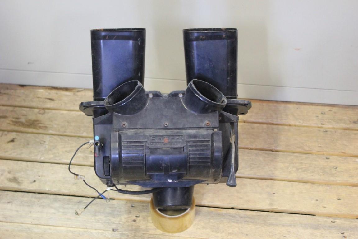 cabin heater unit